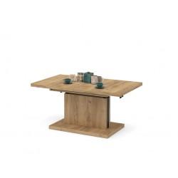 ASTON stejar auriu, pliere, masă de conferință de ridicare, masă